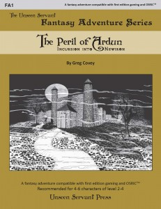The Peril of Ardun cover